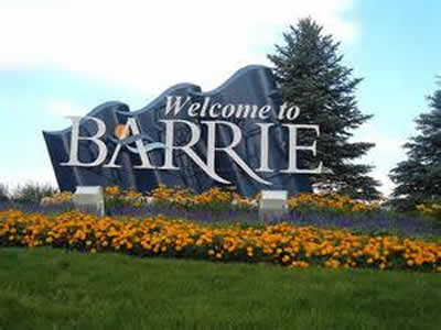 Moving to Barrie
