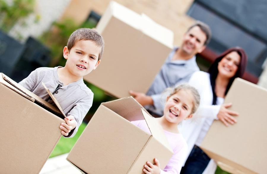 Kids and Family Moves