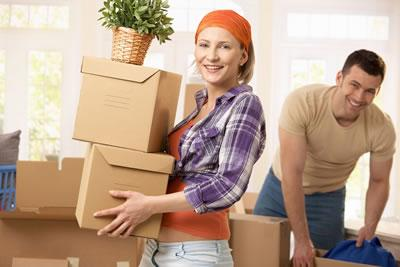 Packing for easy long distance moving from Carefree Moving Company