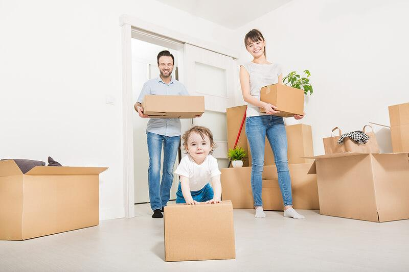 Local Brampton moving