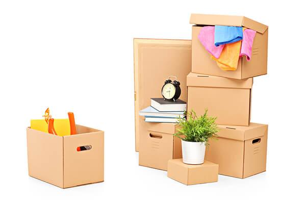 Packing Supplies for Bradford Movers