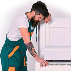 Toronto piano moving company