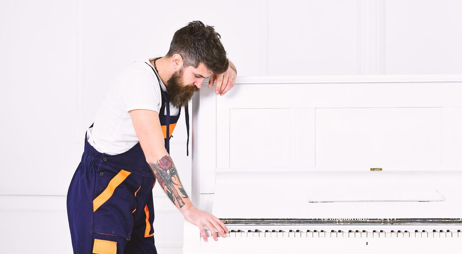 Piano Moving in Toronto